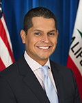 Miguel Santiago, Chair